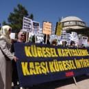 Tokad 1 Mayıs Eylemi: İnsanlık Neoliberal Faşizme Direniyor!