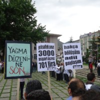 23 Mayıs Grevinin Ardından / Ahmet Örs