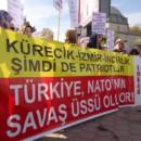 Türkiye NATO'nun Savaş Üssü Oluyor,  NATO'ya, Patriotlara Hayır!