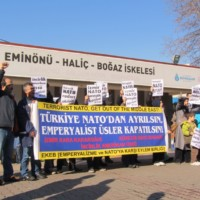 Türkiye NATO'dan Ayrılsın, Emperyalist Üsler Kapatılsın!