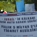 İsrail'in Kalkanı Kürecik NATO Radarı Sökülsün-Yıllık 5 Milyar $'lık Ticaret Kesilsin