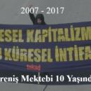 Direniş Mektebi 10 Yaşında! – Ahmet Örs