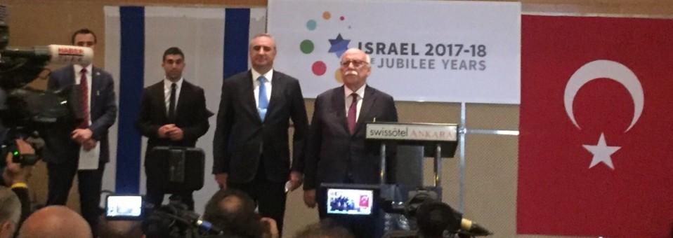 Nekbe'nin İsrail'in Milli Günü Olarak Tebrik Edilmesini Kınıyoruz!